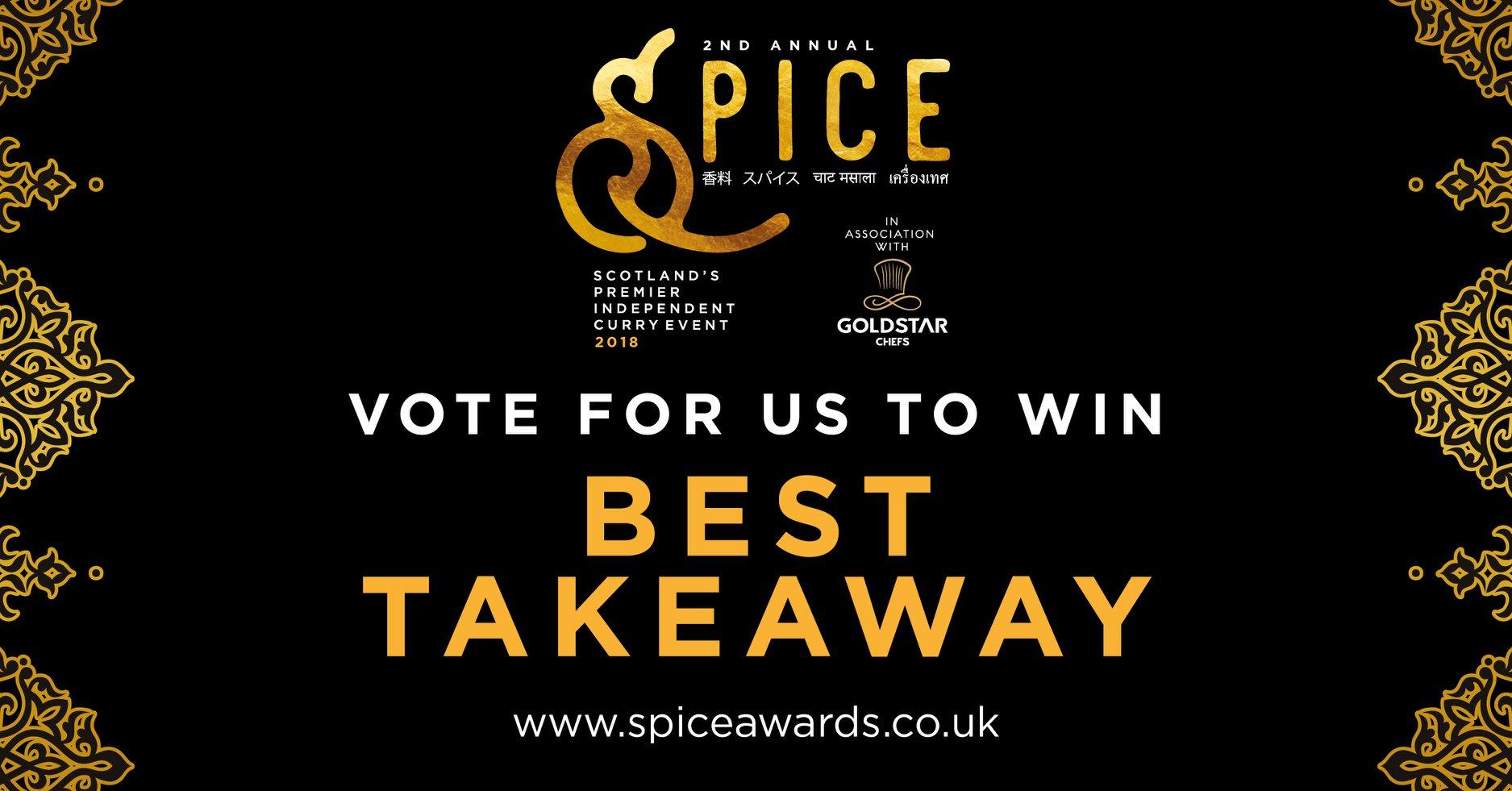 Spice Awards Pasha Glasgow