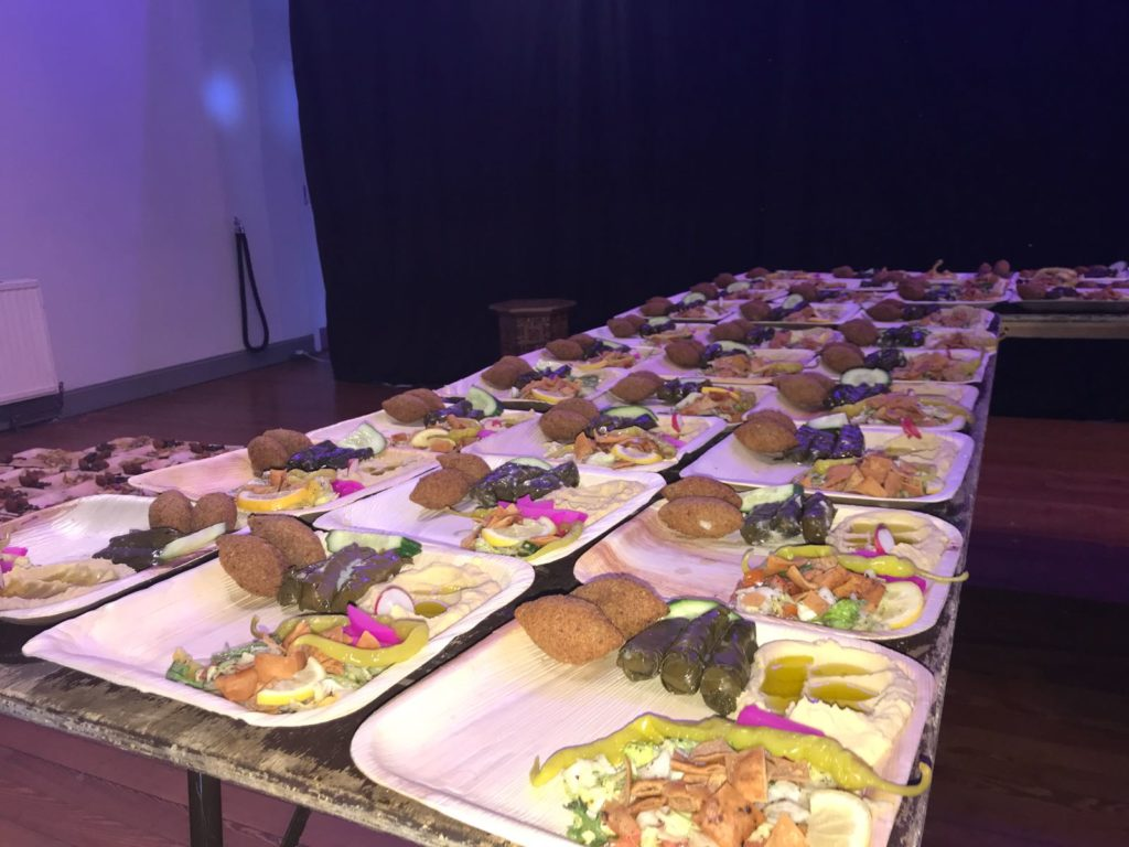 Weddings Catering For Glasgow